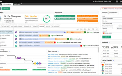 Eccentex releases the ServiceJourney Suite for seamless customer service